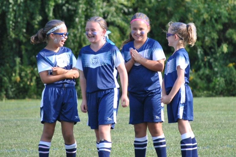 Wilmington Girls Grade 3-1 Travel Team
