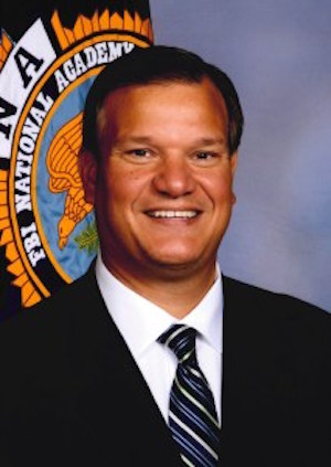Wilmington Police Lieutenant Brian Pupa Graduates From FBI National Academy