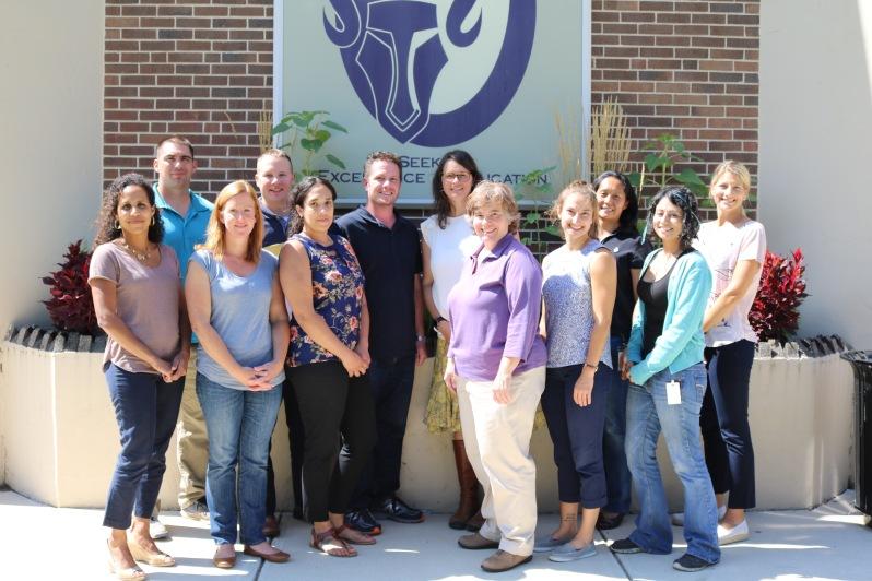 Shawsheen Tech-New Teacher Photo
