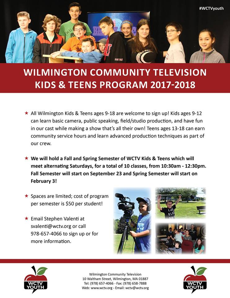 WCTV Kids & Teens Program