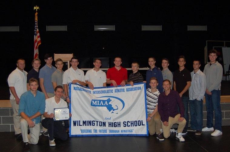 WHS Boys Hockey Award