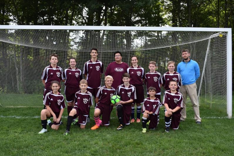 Abundant Life Soccer Team