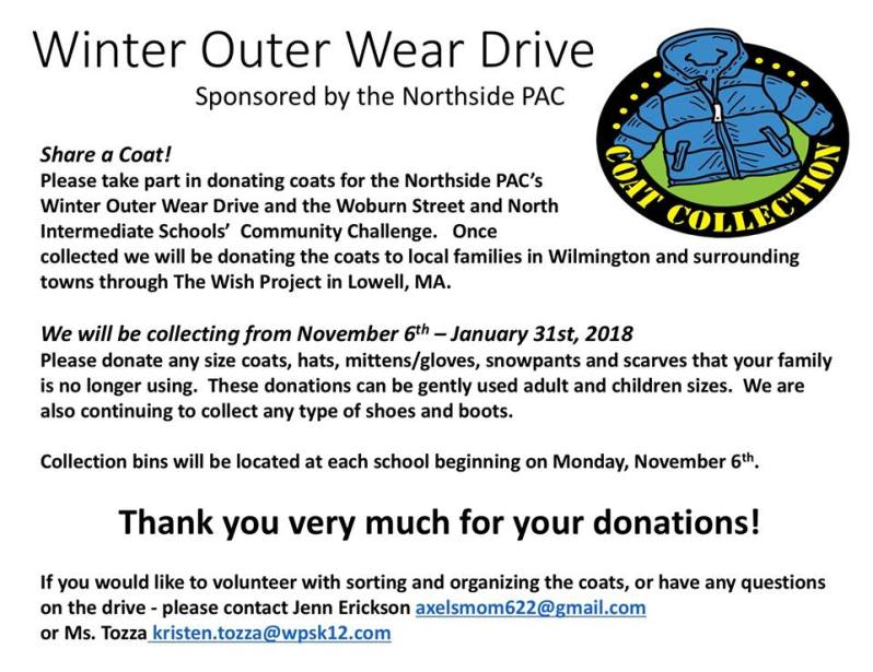 Northside Winter Coat Drive