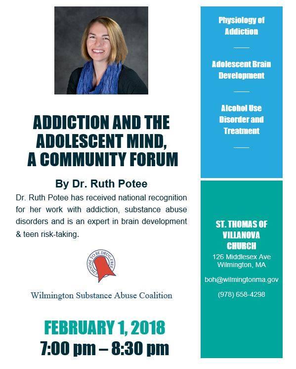 Addiction & The Adolescent Mind