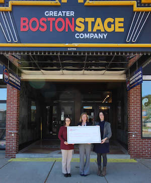 Greater Boston Stage Company Reading Cooperative Bank
