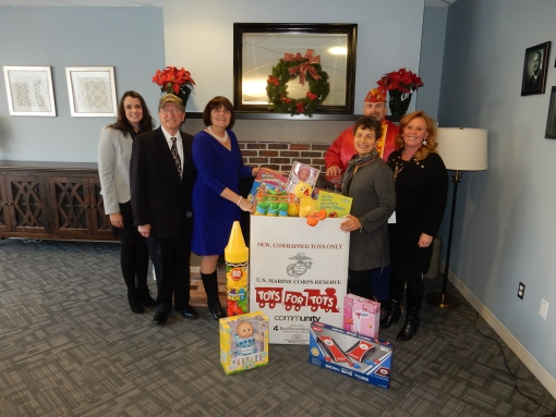 Middlesex DA Toys For Tots