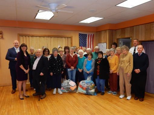 Wilmington Seniors Project Linus