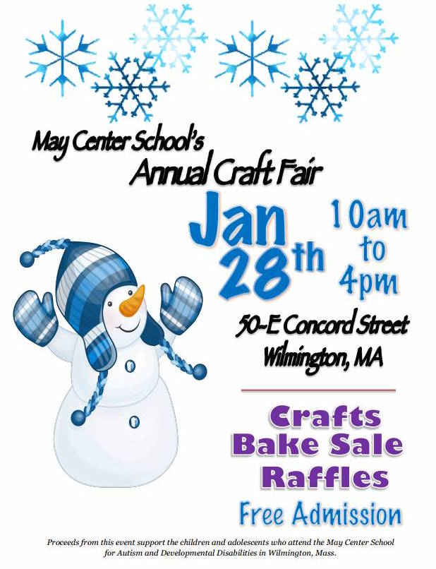 May Center Craft Fair