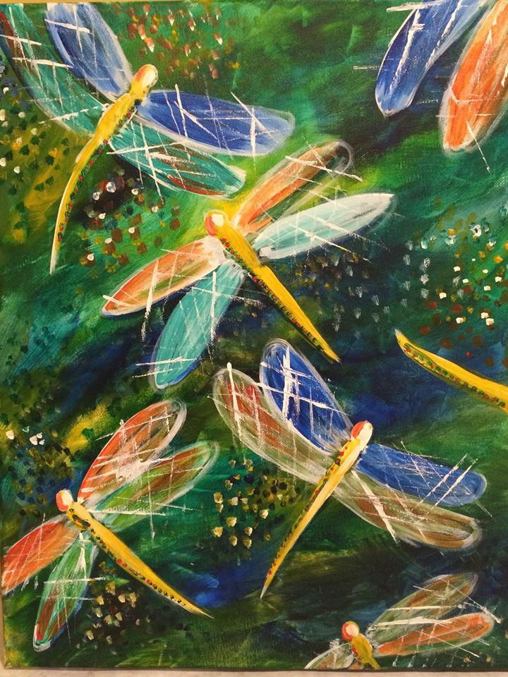 Jadju's Dragonflies