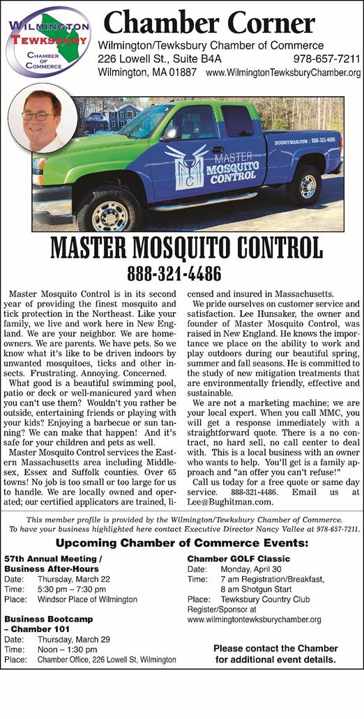 Master Mosquito Control