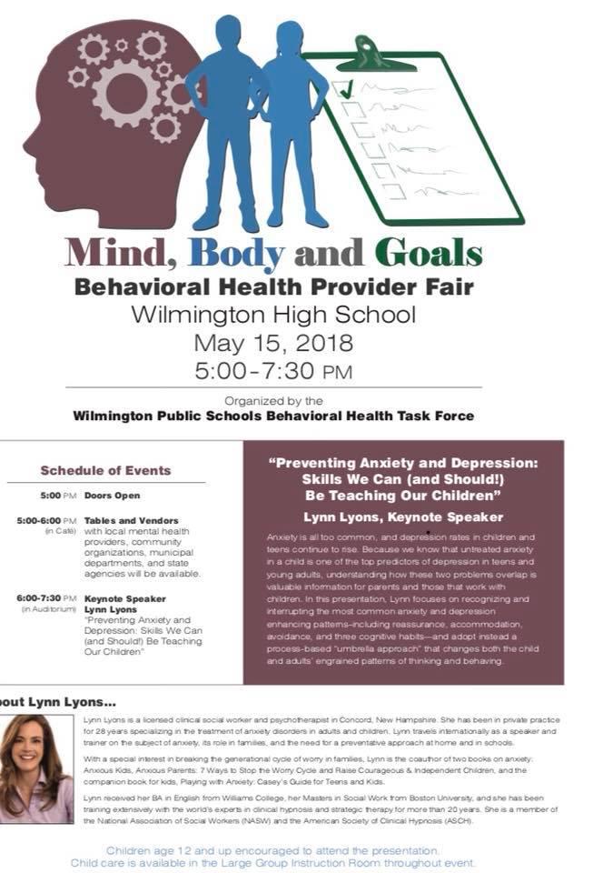 Behavioral Health Provider Fair