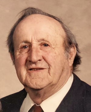Harvey P. Hudson