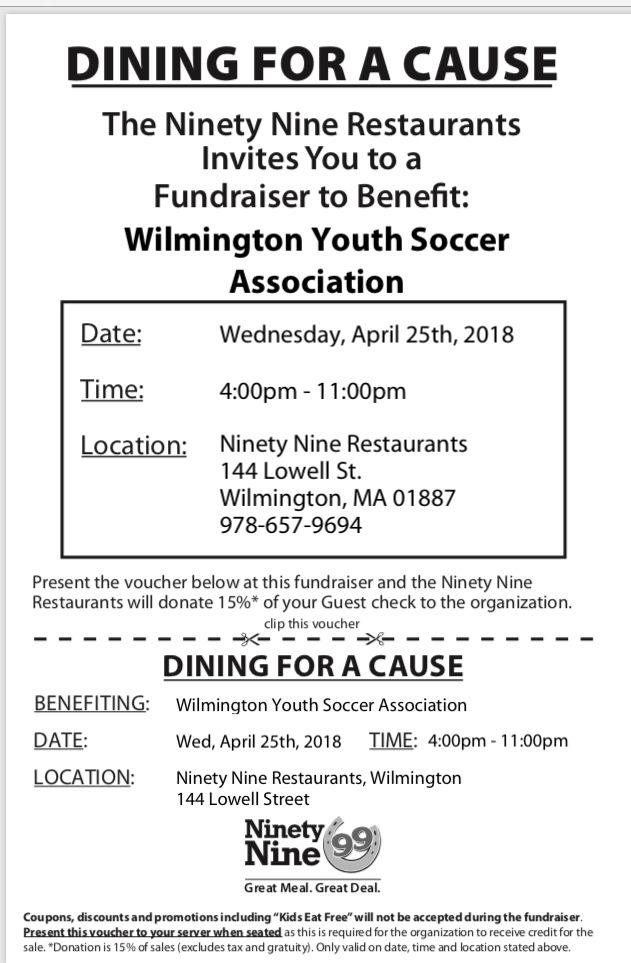 WYSA 99 Fundraiser
