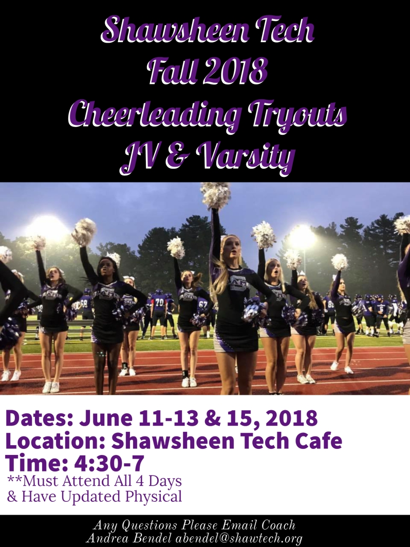 2018 Tryouts