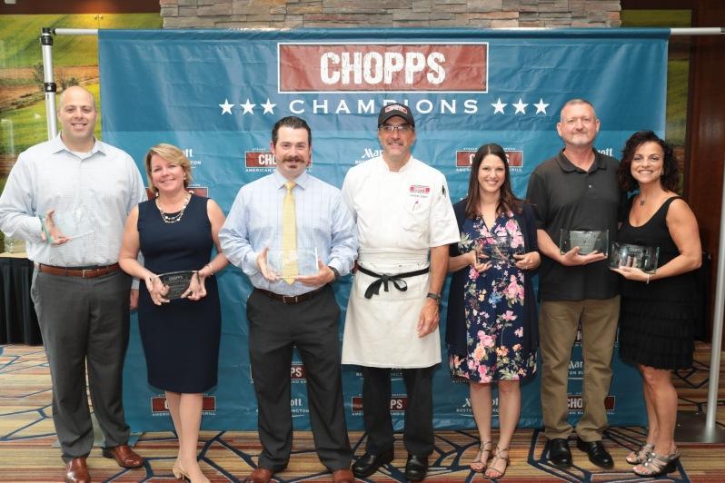 CHOPPS Winners