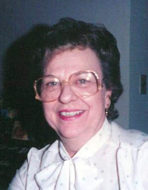 Hazel V. Malcolm
