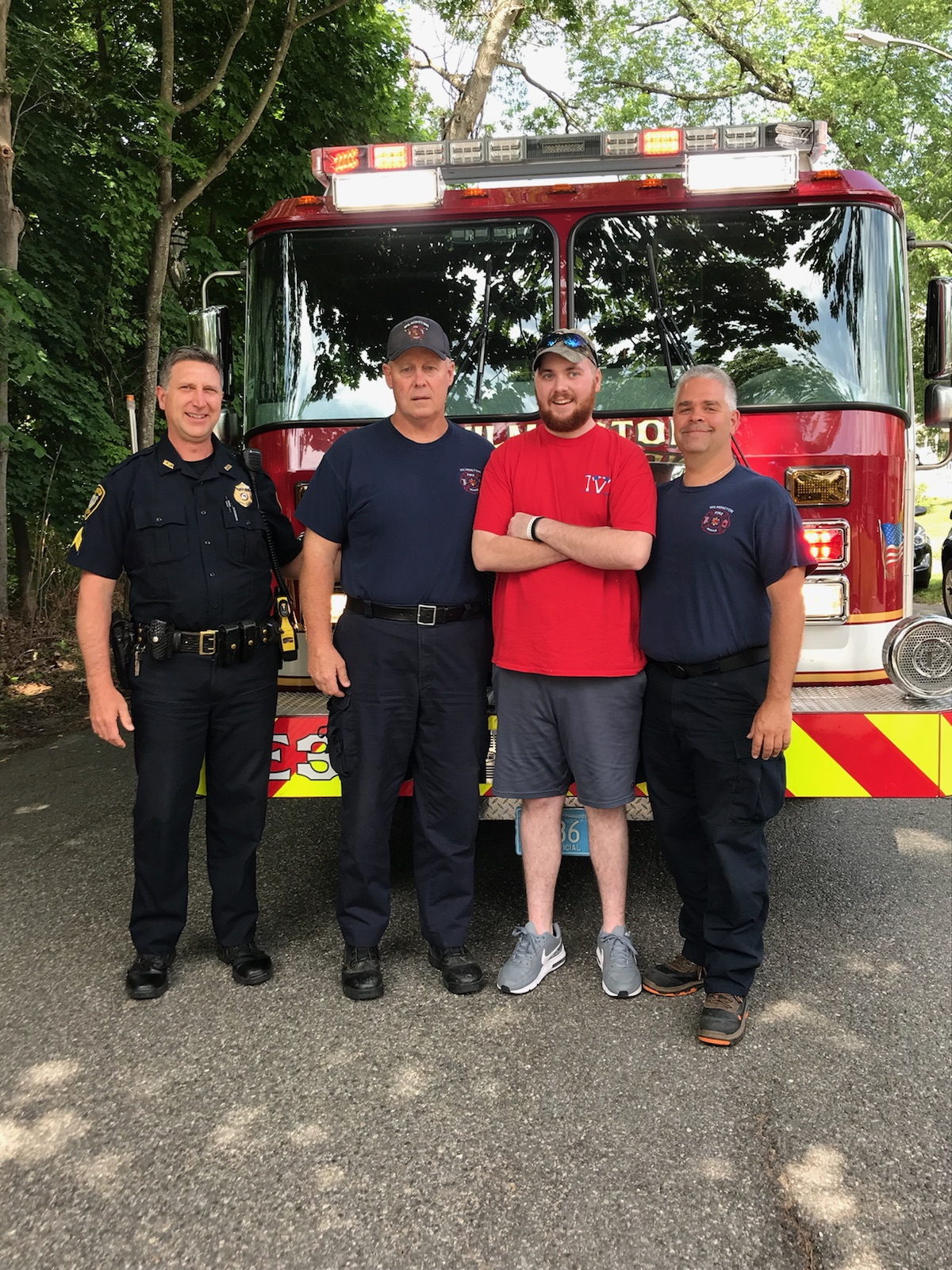 LETTER TO THE EDITOR: Family Thanks Wilmington Police & Fire