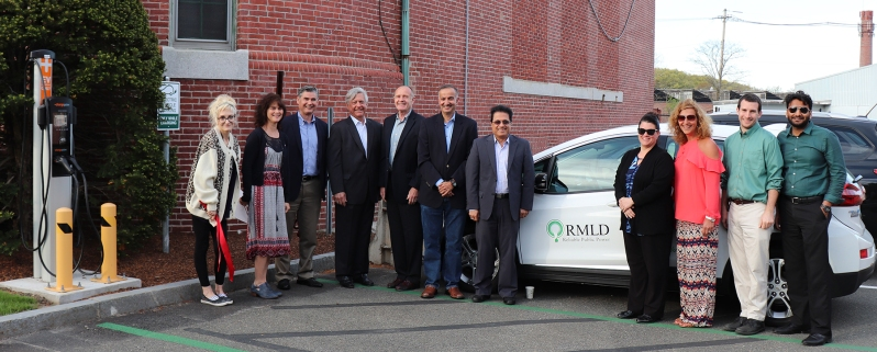 RMLD Electric Vehicle