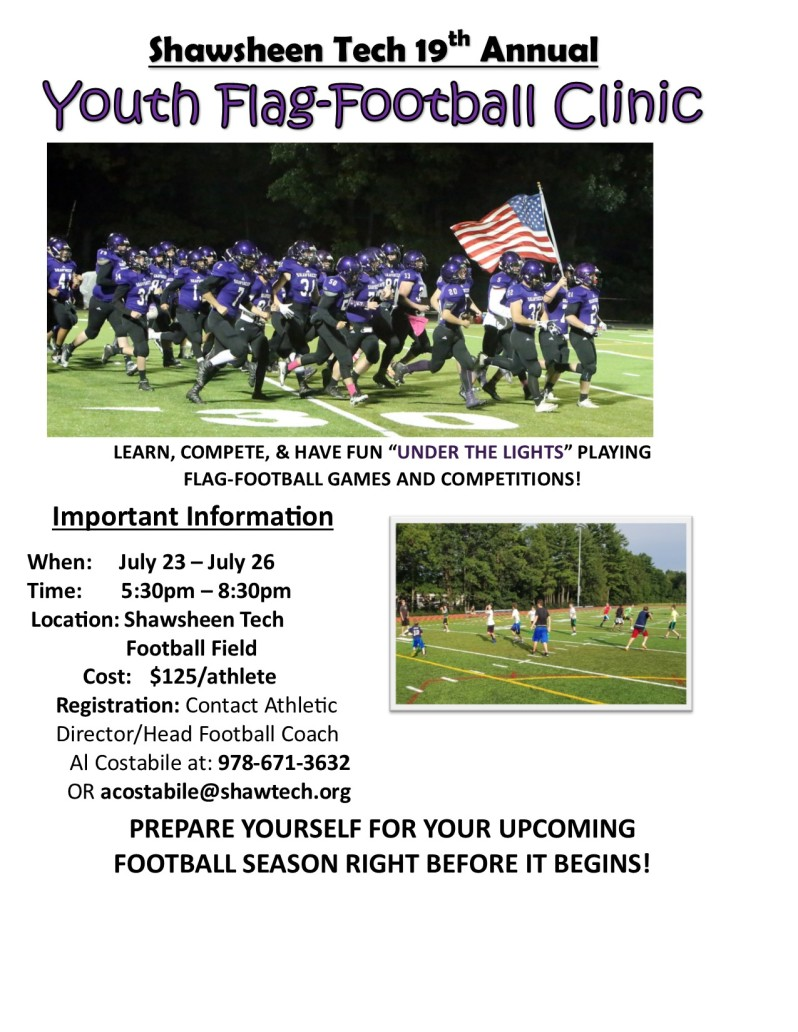 Shawsheen Tech Football