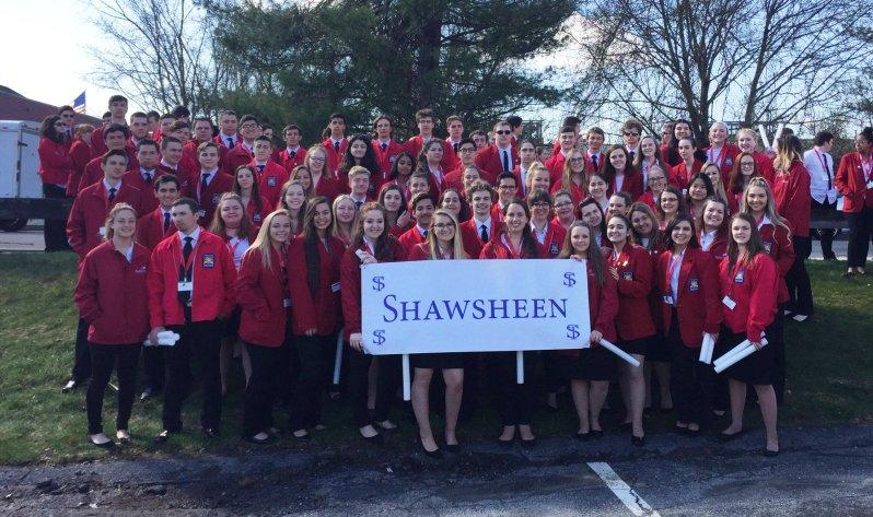 Shawsheen Tech SkillsUSA