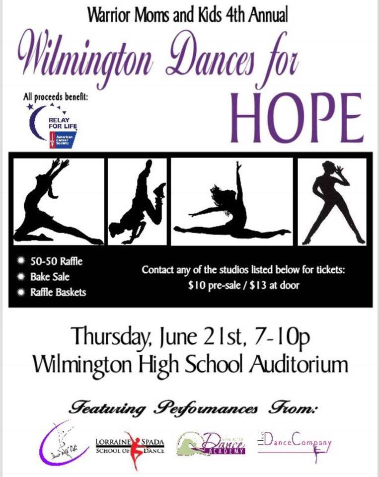 Wilmington Dances For Hope
