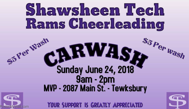 Shawsheen Tech Car Wash