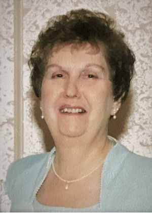 Barbara Ann (Gadman) Amidon