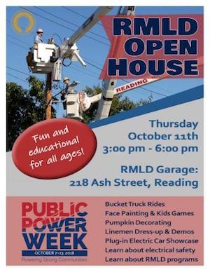 RMLD Open House