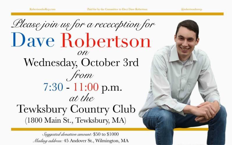 Dave Robertson Rally