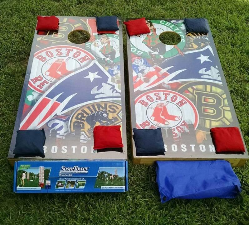 New England Sports Cornhole