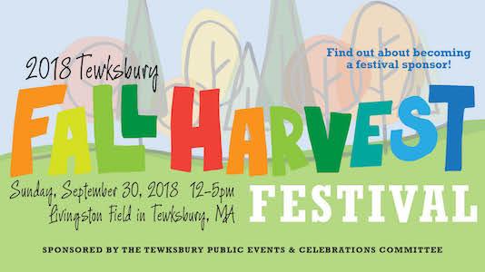 Tewksbury Fall Harvest Festival