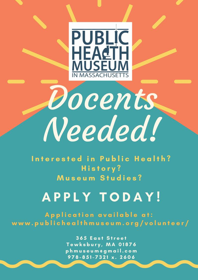 Docents Poster