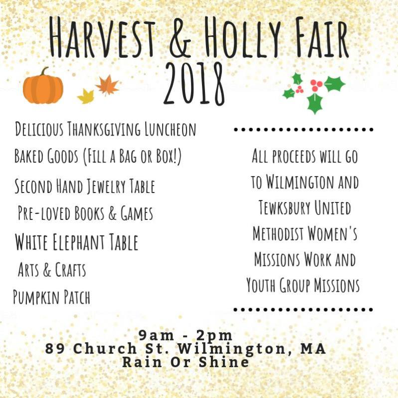 Harvest & Holly Fair