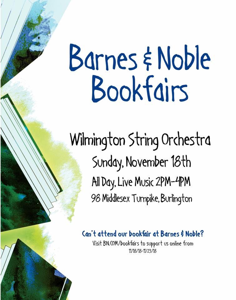 Barnes Noble Fundraiser