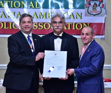 Bruce Tarr Italian American Police Association
