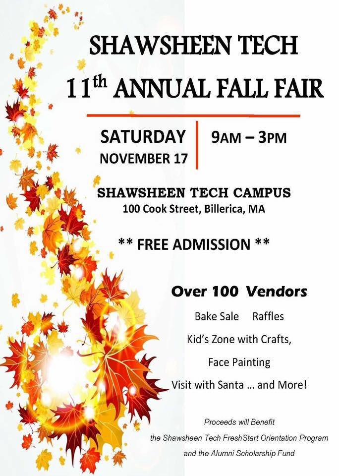 Shawsheen Tech Craft Fair