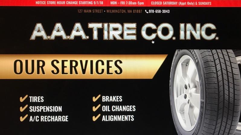 AAA Tire