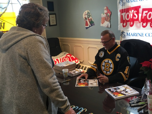 Image result for bruins toys for tots
