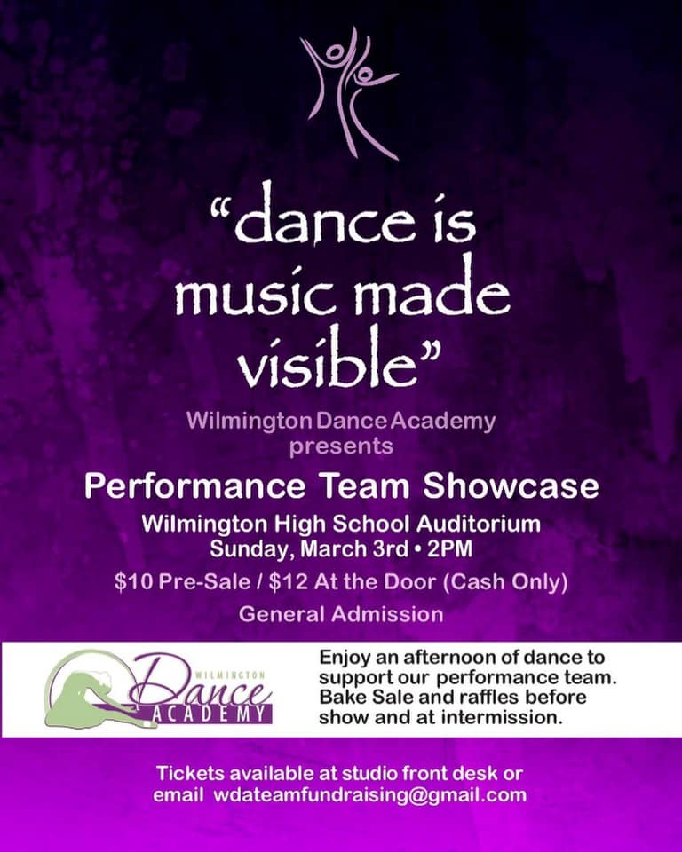 Wilmington Dance Academy Performance Showcase