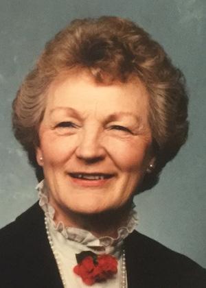 Shirley M. Hadfield