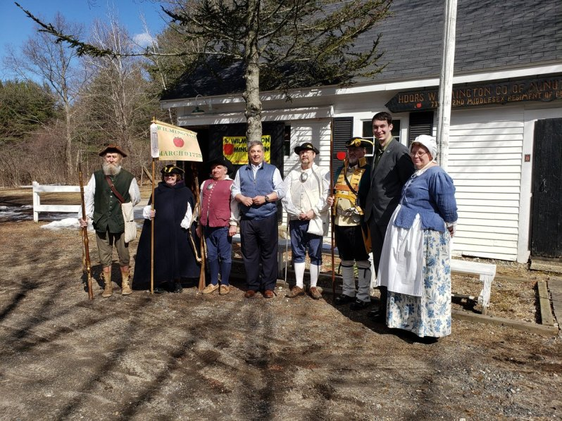 Wilmington Minutemen with Tarr & Robertson