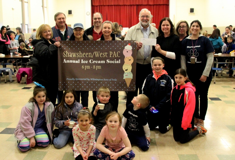 Shawsheen West PAC Ice Cream Wilmington SOI