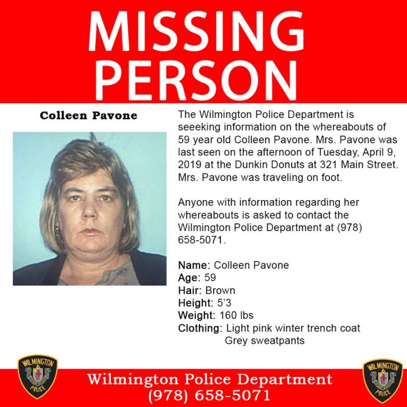 Wilmington Missing Person