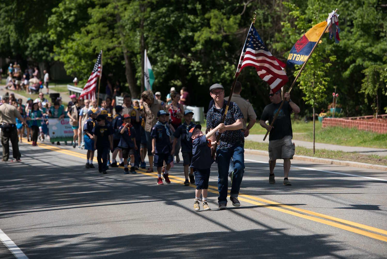 Photos Video 2019 Wilmington Memorial Day Parade Ceremony