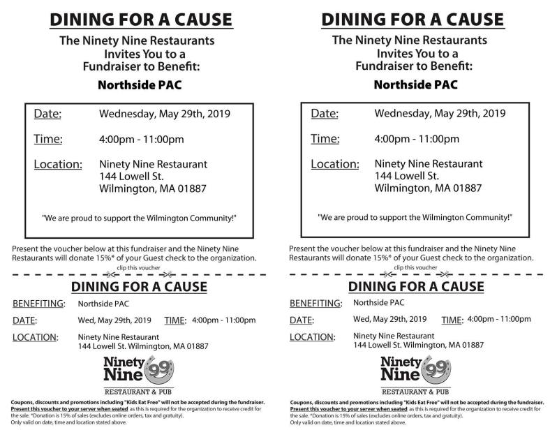 Northside PAC 99 Fundraiser
