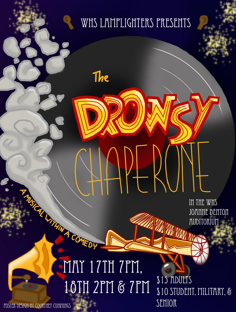 WHS Drowsy poster