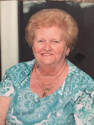Pauline F. (Lascelles) Capps
