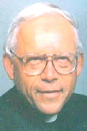 Reverend Paul Berube