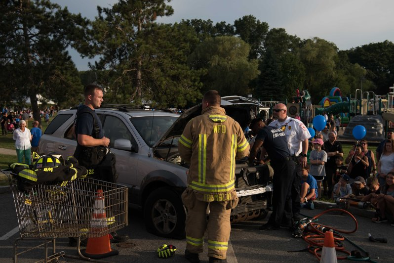 Wilmington MA National Night Out 2019-2