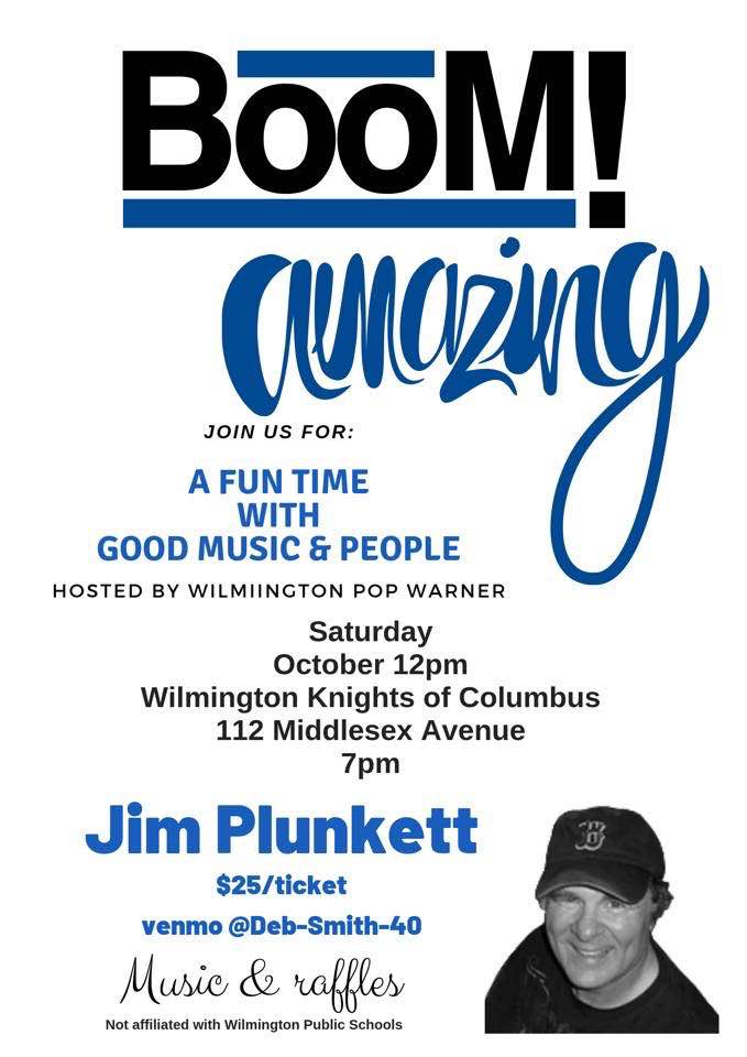 Jim Plunkett Pop Warner Fundraiser